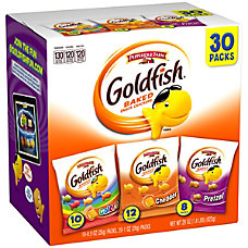 Pepperidge Farm Goldfish Classic Variety Snack