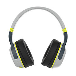 Skullcandy Hesh 2 Bluetooth Wireless Headphones, Gray Hot Lime 7777296611