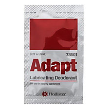 Adapt Lubricating Deodorant 8ml Packets Box