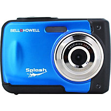 BellHowell WP10 Compact Camera Blue
