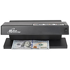 Royal Sovereign counterfeit detector with UV