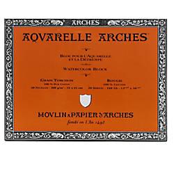 Arches Aquarelle Watercolor Block 140 Lb
