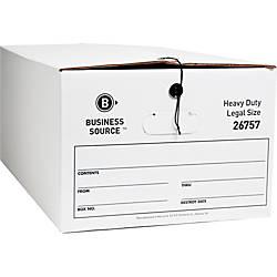 Business Source StringButton Medium Duty Storage