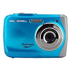 BellHowell Splash WP7 12 Megapixel Compact