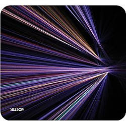 Allsop NatureSmart Mousepad Tech Purple Stripes