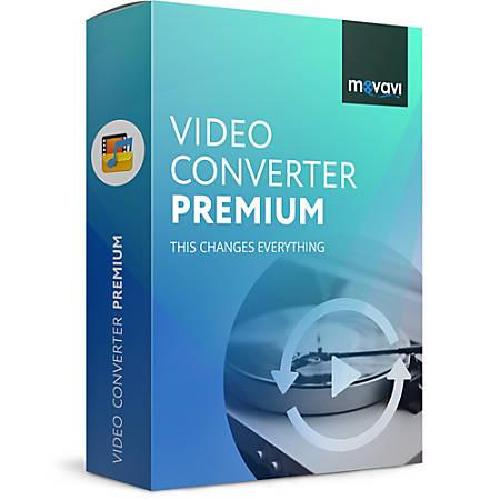 Movavi Video Converter 18 Premium Business Edition
