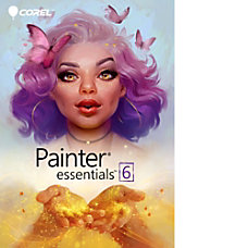 Corel Painter Essentials 6 WindowsMac Download