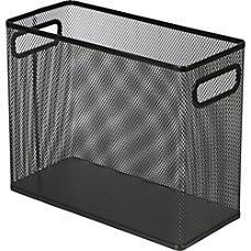 Lorell Mesh Desktop Hanging File Folder