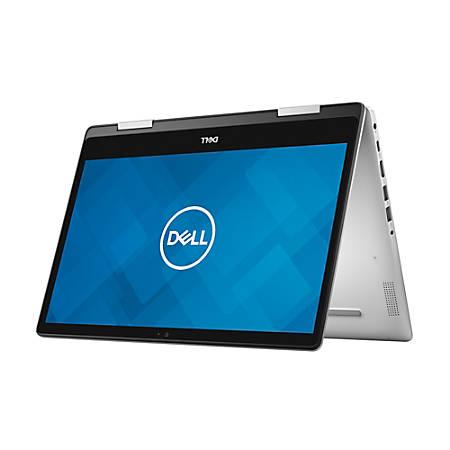 "Dell™ Inspiron 14 5000 2-In-1 Laptop, 14"" Touch Screen, 8th Gen Intel® Core™ i7, 8GB Memory, 16GB Optane Memory, 2TB Hard Drive, Windows® 10 Home"