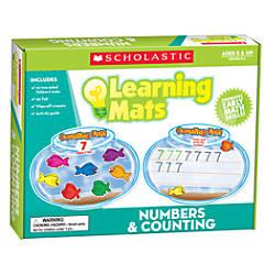 Scholastic Teachers Friend Learning Mat Kit