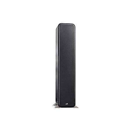 Polk Audio S55 Signature American HiFi Home Theater Tower Speaker, Black, S55B