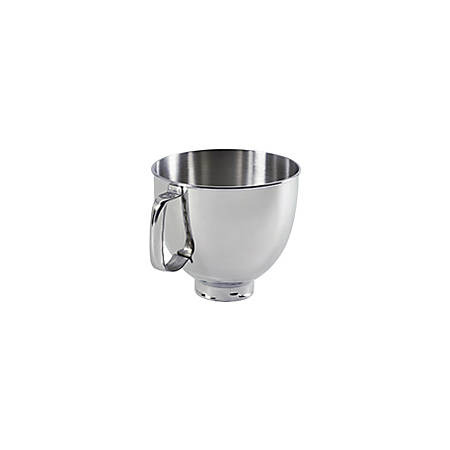 KitchenAid K5THSBP Polished Replacement Bowl with Handle