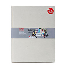 Cachet Canvas Sketchbook 11 x 8
