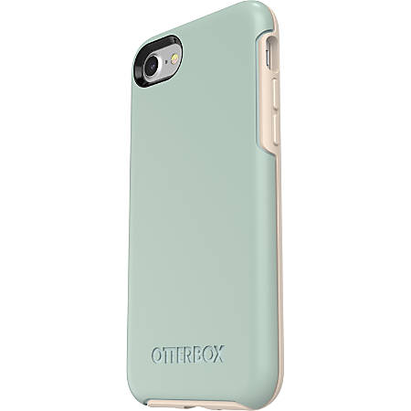 OtterBox iPhone 8 & iPhone 7 Symmetry Series Case - For Apple iPhone 7, iPhone 8 Smartphone - Muted Waters - Synthetic Rubber, Polycarbonate