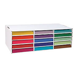 Pacon Construction Paper Storage Unit 60percent