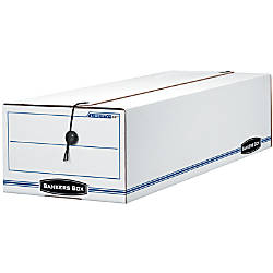 Bankers Box Liberty 65percent Recycled Corrugated