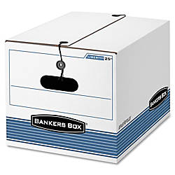 Bankers Box 65percent Recycled Medium Duty