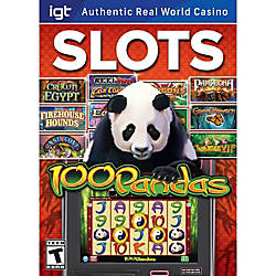 IGT Slots 100 Pandas Download Version