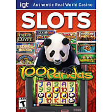 IGT Slots 100 Pandas Download Version