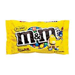 M Ms Peanut 192 Oz Bag