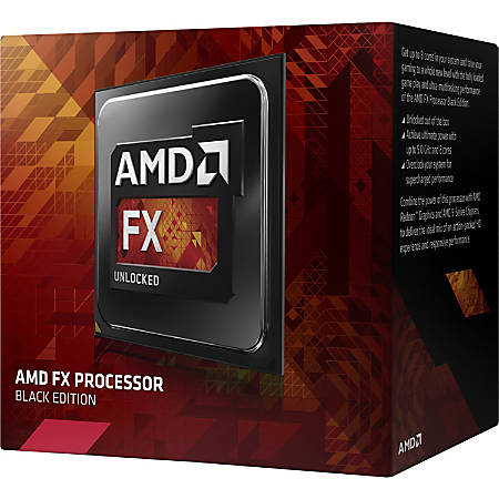 AMD FX-8320 Octa-core (8 Core) 3.50 GHz Processor - Retail Pack - 8 MB Cache - 4 GHz Overclocking Speed - 32 nm - Socket AM3+ - 125 W