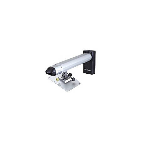 ViewSonic - Mounting kit for projector - plastic, steel, aluminum alloy - silver black - wall-mountable - for ViewSonic PJD8333s, PJD8353S, PJD8633ws, PJD8653WS