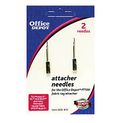 Office Depot Brand Replacement Needles Pack