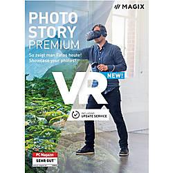 MAGIX Photostory Premium VR Download Version