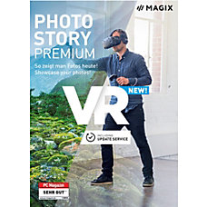 MAGIX Photostory Premium VR Download Version