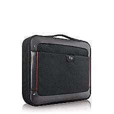 Solo Elite 173 Slim Brief BlackRed