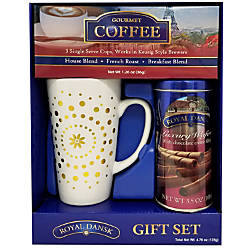 Royal Dansk Coffee And Wafers Gift