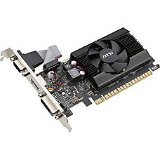 MSI GT 710 2GD3 LP GeForce