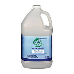 Air Wick Professional Liquid Deodorizer Concentrate