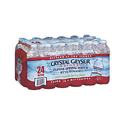 Crystal Geyser Spring Water 05 Liters