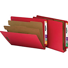 Nature Saver End Tab Classification Folders