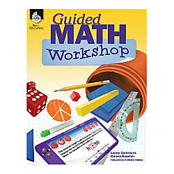 Shell Education Guided Math Workshop Grades