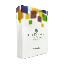 Kahala Vanity Kits, Pack Of 500 Kits