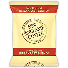 New England Breakfast Blend Portion Single