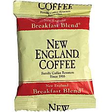 New England Breakfast Blend Portion Pack