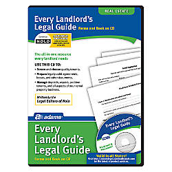 Adams Every Landlords Legal Guide For