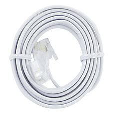 Power Gear Phone Line Cord 7