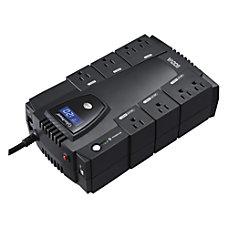 CyberPower CP600LCD Uninterruptible Power Supply 8