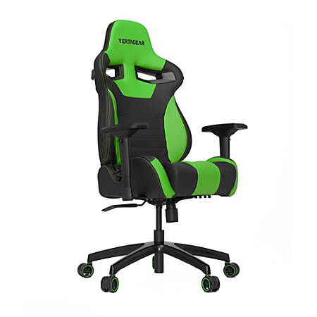 Vertagear Racing Series S-Line SL4000 Gaming Chair, Black/Green