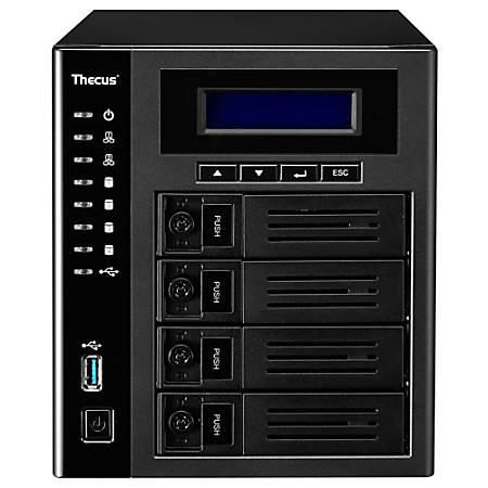 Thecus® N4810 4-Bay NAS, USB 3.0, 4732896