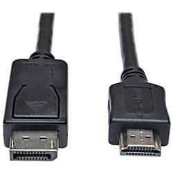Tripp Lite 10ft DisplayPort to HDMI