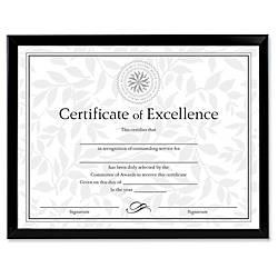 Dax Burns Grp U Channel Certificate