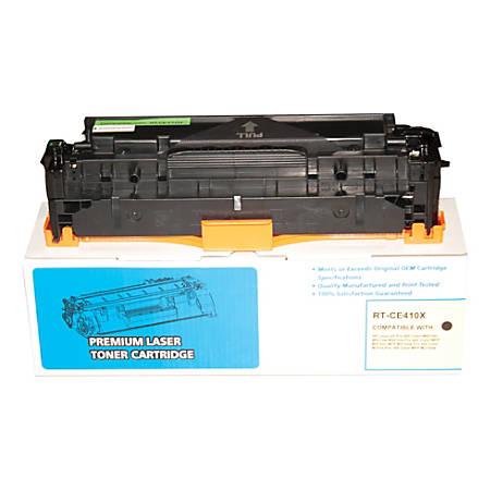 M&A Global Cartridges CE410X-CMA (HP 305X / CE410X) High-Yield Remanufactured Black Toner Cartridge