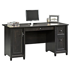 Sauder Edge Water Computer Desk Estate