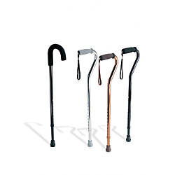 Guardian Offset Handle Fashion Aluminum Canes