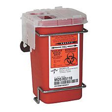 Medline Multipurpose Biohazard Sharps Containers 12